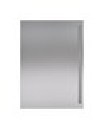 """Classic 30"""" Stainless Steel Dual Flush Inset Door Panel with Pro Handle"""