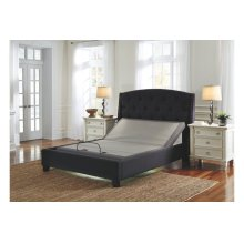 Head-Foot Model Best - Gray 2 Piece Mattress Set