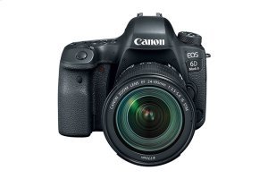 Canon EOS 6D Mark II EF 24-105mm F3.5-5.6 IS STM Digital SLR Camera