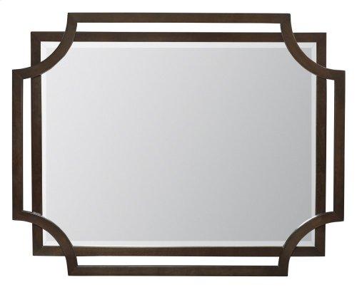Jet Set Mirror in Jet Set Caviar (356)