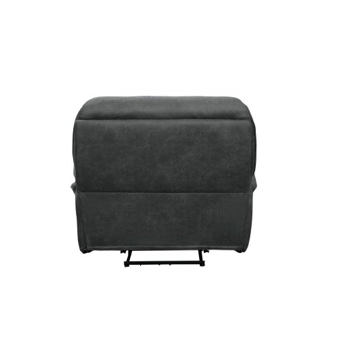 Power Double Reclining Sofa with USB Ports