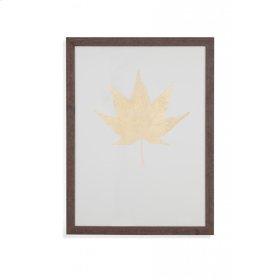 Gold Foil Leaf II