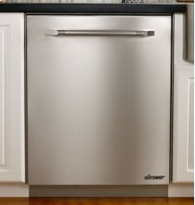 "Renaissance 24"" Dishwasher, in Stainless Steel"