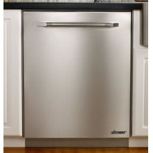 """24"""" Dishwasher, in Stainless Steel"""