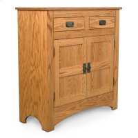 Prairie Mission 2-Drawer Cabinet Product Image
