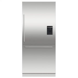 FISHER & PAYKELIntegrated Refrigerator 16.8cu ft, Ice & Water
