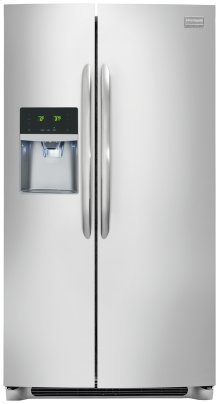 Frigidaire Gallery 23 Cu. Ft. Side-By-Side Refrigerator