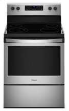 5.3 cu. ft. Freestanding Electric Range with Adjustable Self-Cleaning Product Image