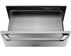 "Heritage 30"" Epicure Warming Drawer, in Stainless Steel with Chrome End Caps"