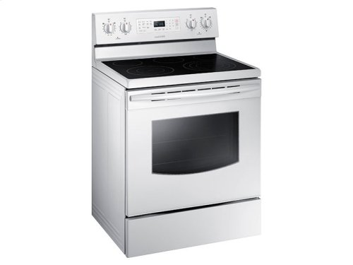 RED HOT BUY-BE HAPPY! 5.9 cu. ft. Electric Range with True Convection