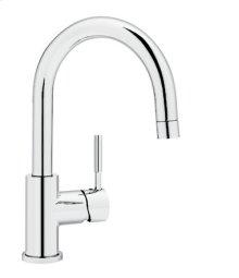 Blanco Meridian Bar Faucet - Polished Chrome