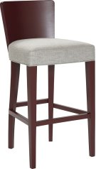 Select Dining Plank Bar Stool Product Image