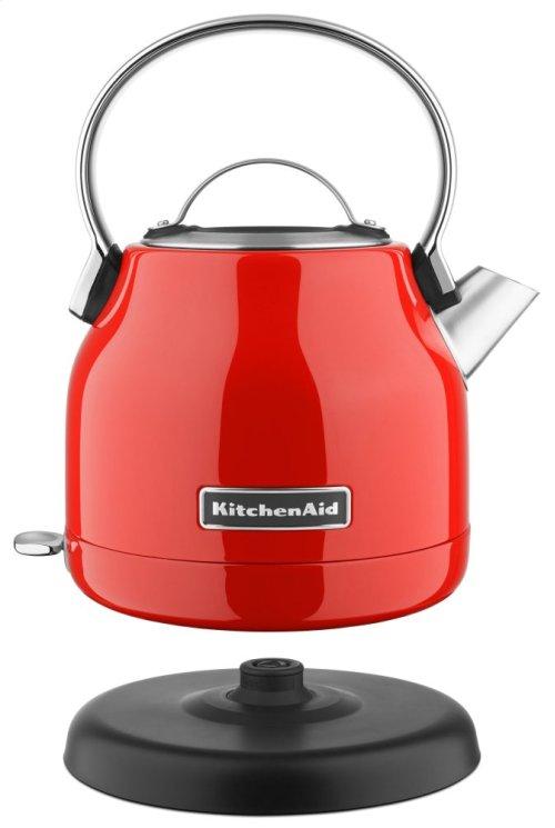 1.25 L Electric Kettle - Hot Sauce