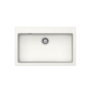 Alpina Built-in sink Signus N-100 XL stackpacked incl. automatic drain kit Product Image