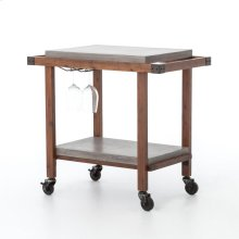 Knox Bar Cart