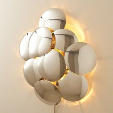 Orb Sconce-Left