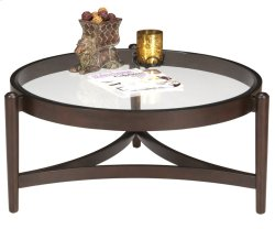 Cumberland Round Cocktail Table