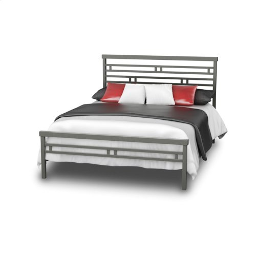 Orson Regular Footboard Bed - Queen