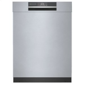 BoschBENCHMARK SERIESBenchmark® Dishwasher 24'' Stainless steel SHE88PZ65N