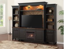 "Brighton 68"" Fireplace Console"