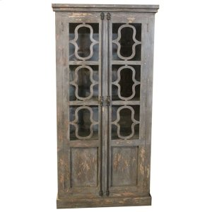 CRESTVIEW COLLECTIONSBengal Manor Mango Wood Tall