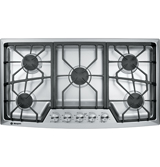 """36"""" Stainless Steel Gas Cooktop (Natural Gas)"""