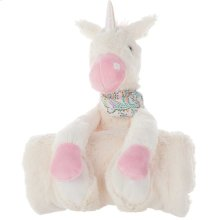 "Plushlines N1424 Ivory 7"" X 17"" Plush Animals"