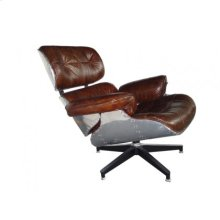 Vintage Leather Office Chair