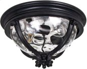 Camden 3-Light Outdoor Ceiling Mount