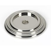 Charlie's Collection Backplate A616-14 - Polished Nickel