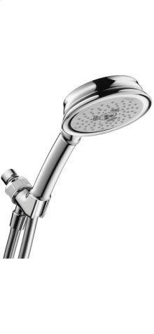 Chrome Croma C 100 3-Jet Handshower Set, 2.5 GPM