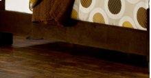 Universal Fabric Side Rail - Cal King - Chocolate