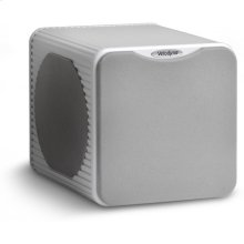MicroVee 6.5 Inch Subwoofer - White (Certified Refurbished)