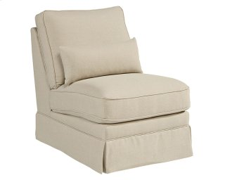 Linen Heritage Accent Chair