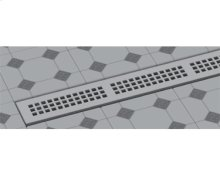Trim Kit With Height Adjustable Grate