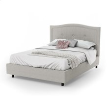 Crocus Upholstered Bed - Queen