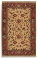 Agra Ivory Rectangle 5ft 9in X 9ft Product Image