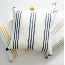 The Draper Pillow - Navy