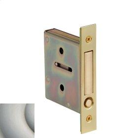 Satin Nickel with Lifetime Finish 8601 Pocket Door Pull