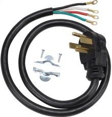 Universal dryer power cord (4W / 4' / 30A)