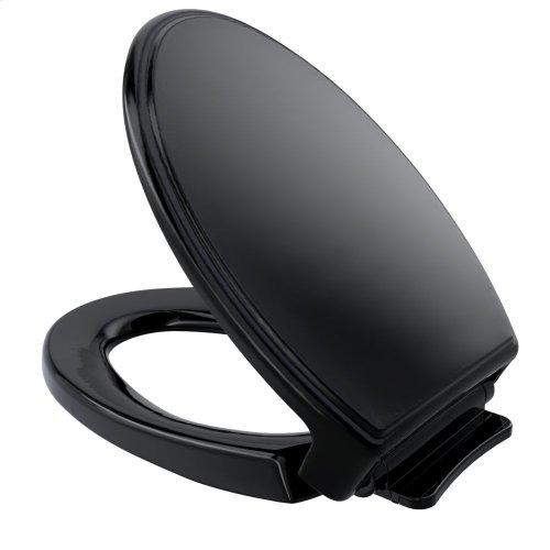 Traditional SoftClose® Toilet Seat - Elongated - Ebony