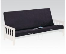"8""futon Matress Blk/blk"