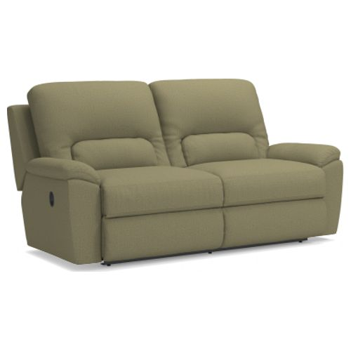 Charger La Z Time® Two Seat Full Reclining Sofa