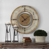 Ezekiel Wall Clock
