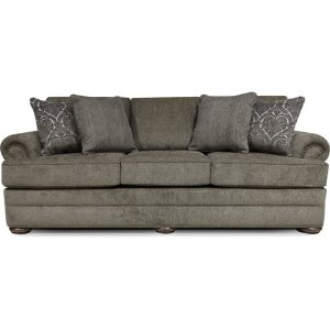 England Furniture Knox Sofa With Nails 6m05n