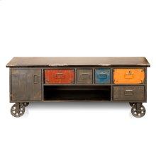 Paint Box Cabinet
