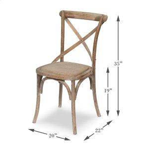 Sarreid LtdTuileries Side Chair