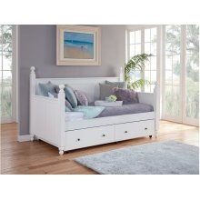Cottage Day Bed w/ Trundle