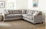 "Maddox Left Arm Corner Sofa w/2 Pillows, 103""x37""x39"" Product Image"