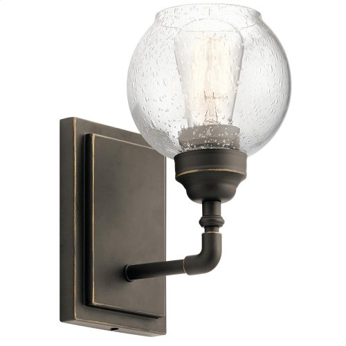 Niles Collection Niles 1 Light Wall Sconce OZ